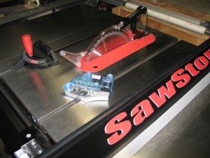 SawStop 10-inch Contractor Saw