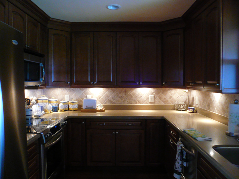 How to choose the right lighting for closets, cabinets ...